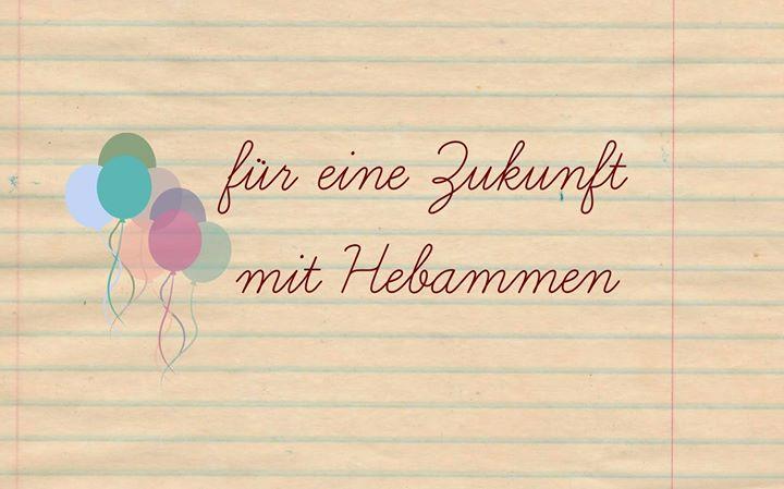 Heute ist der internationale Tag der Hebamme. …